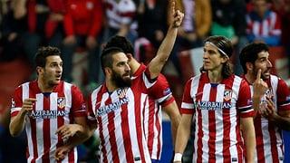 Atletico wirft Milan raus und steht im Viertelfinal