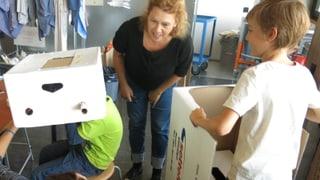 Kreative Kinder - das K'Werk Basel feiert zehnten Geburtstag