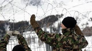 Kritik an Budget der Armee für WEF-Einsatz