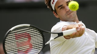 Federer weiter unantastbar