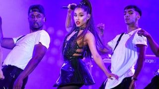 Ariana Grande in Zürich: Ein Superstar wie du und ich (Artikel enthält Video)