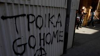 «Die Troika ist auf ganzer Linie gescheitert»