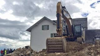 Warten auf die Baubewilligung