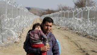 Amnesty: Kritik an der Weltgemeinschaft – und der Schweiz