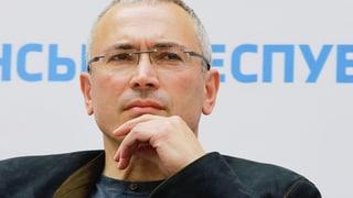 Video «Michail Chodorkowski: Was heisst in Freiheit leben?» abspielen