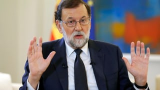 Madrid warnt Katalanen vor «Schritt in den Abgrund»