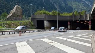 Zweite Gotthardröhre einen Schritt weiter