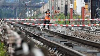 Rheintalbahn soll erst im Oktober wieder freigegeben werden