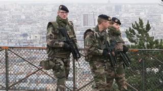 Kampf gegen den Terror – auf allen Ebenen
