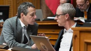Il parlament recumonda NA a l'iniziativa davart l'economia verda