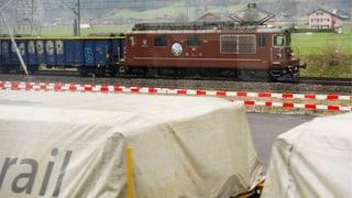 «Wir fordern Trassenkapazitäten für den Güterverkehr am Gotthard»