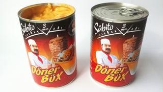 Migros-Büchsen-Kebab ist mehr Suppe als Döner (Artikel enthält Video)