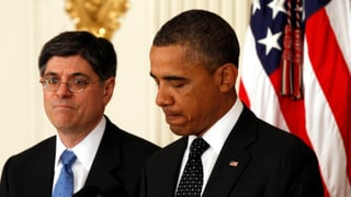 Obamas Stabschef soll neuer Finanzminister werden
