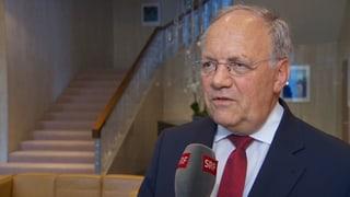 Schneider-Ammann plant Zeit nach dem Brexit