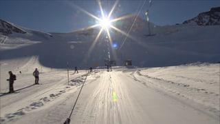 Bergbahnen Saas-Fee suchen eine «Exitstrategie»