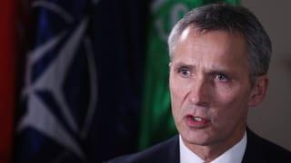 Nato-Chef kritisiert Putin scharf