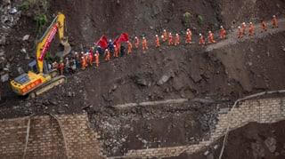 Erdbeben in China: Wettlauf gegen die Zeit