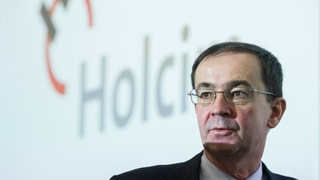 Holcim-CEO Fontana tritt zurück