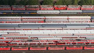 Deutsche Bahnkunden können aufatmen – vorerst