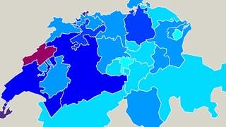 Wo die meisten Sozialhilfebezüger wohnen