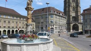 Auch der Kanton Freiburg profitiert von mehr Steuereinnahmen und der Gewinnausschüttung der SNB
