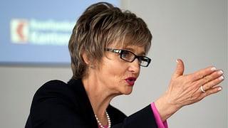 BLKB-Präsidentin will Politik-Einfluss auf Kantonalbank schmälern