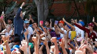 Wichtige EU-Staaten stellen sich hinter Guaidó