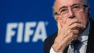 Blatter verkaufte TV-Rechte weit unter dem Marktpreis