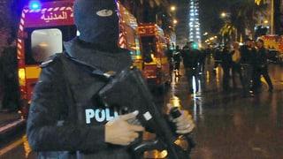Festnahmen in Tunesien