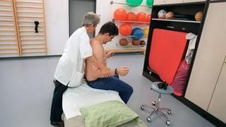 Physiotherapie floriert – und kostet