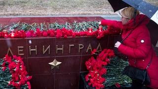 Attentat a St.Petersburg - retschertgas en tut las direcziuns