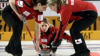 Curling-WM: Aarauerinnen starten mit drei Siegen