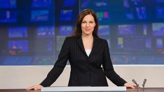 Moderatorin Andrea Vetsch ist schwanger