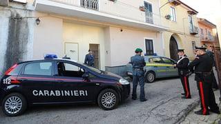'Ndrangheta im Visier der Bundespolizei