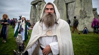Miraculix und seine Gefolgschaft der Neu-Druiden