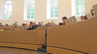 Dank Aufrundung: Kulm, Laufenburg und Zofingen behalten Sitze