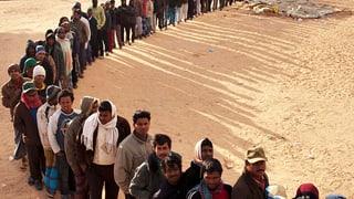 Das Drecksgeschäft mit den Flüchtlingen im Transitland Libyen