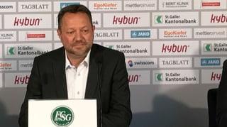 Hernandez folgt in St. Gallen auf Früh