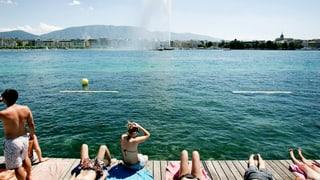 Die schönsten Badis der Schweiz