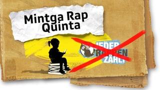 Era Battaporta ha rimnà a chaschun da «Mintga rap quinta» per la scolaziun d'uffants.