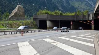 Die Ausgangslage für eine zweite Gotthard-Tunnelröhre