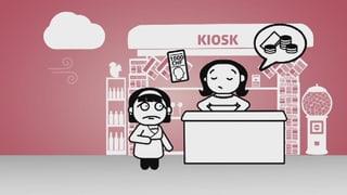 Darf die Kioskverkäuferin eine Tausendernote ablehnen? (Artikel enthält Video)