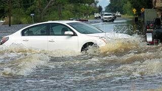 Schon wieder Louisiana – US-Südstaat versinkt im Regen