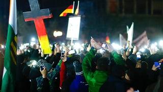 «Pegida»: Deutschlands neuer Leuchtturm der Unzufriedenen
