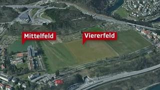 Die Stadt Bern sagt Ja zur Einzonung des Viererfeldes