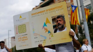 Unabhängiges Katalonien liegt in weiter Ferne
