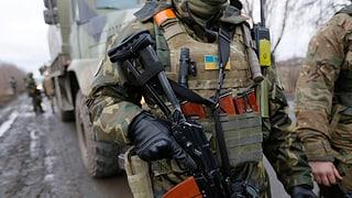Separatisten und Kiew beginnen mit Gefangenenaustausch