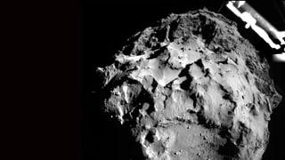 Kometenlandung mit Wermutstropfen
