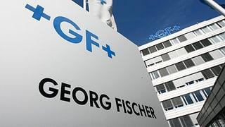 Ferm franc fraina Georg Fischer