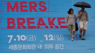 Südkorea: Mers-Epidemie beendet